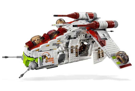 Star Wars Clone Wars Republic Gunship Gunship Star Wars:star