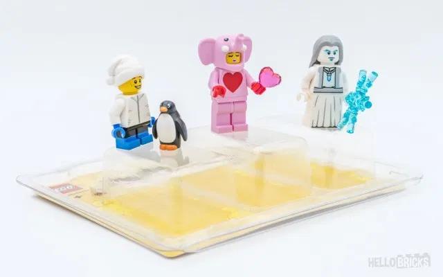 40 Lego Random Minifig Torso/'s NO ARMS or HANDS RANDOM MINIFIG PARTS