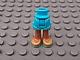 invID: 234803995 P-No: 11202c00pb01  Name: Mini Doll Hips and Shorts, Medium Nougat Legs and Lime Sandals Pattern
