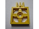 invID: 23059444 P-No: 251  Name: Turntable 2 x 2 Plate with Hinge, Base